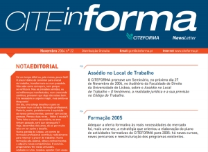 CITE'IN'FORMA Nº22